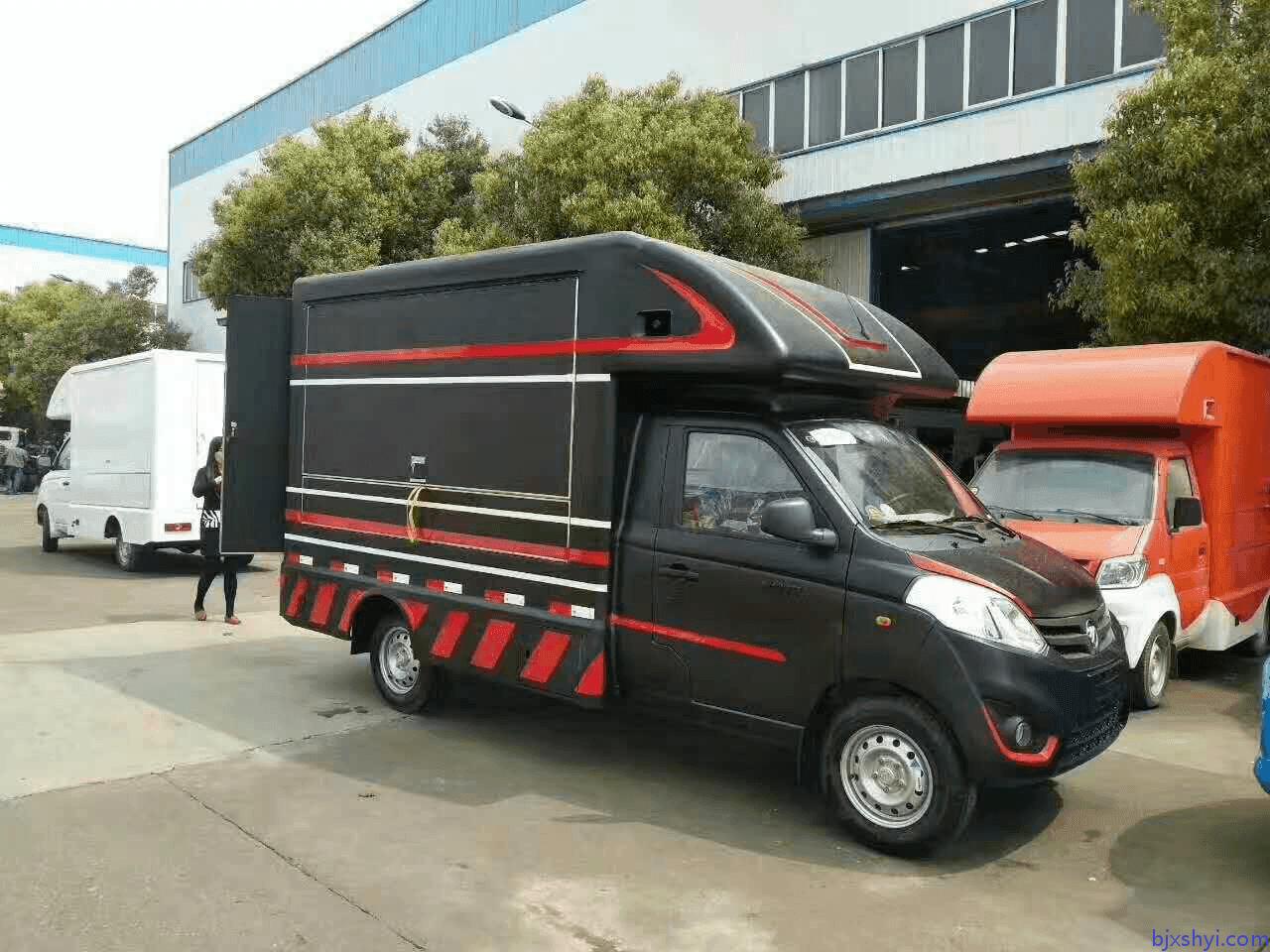 【IKS战车】售货车搭载6人实感射击【强烈推荐】