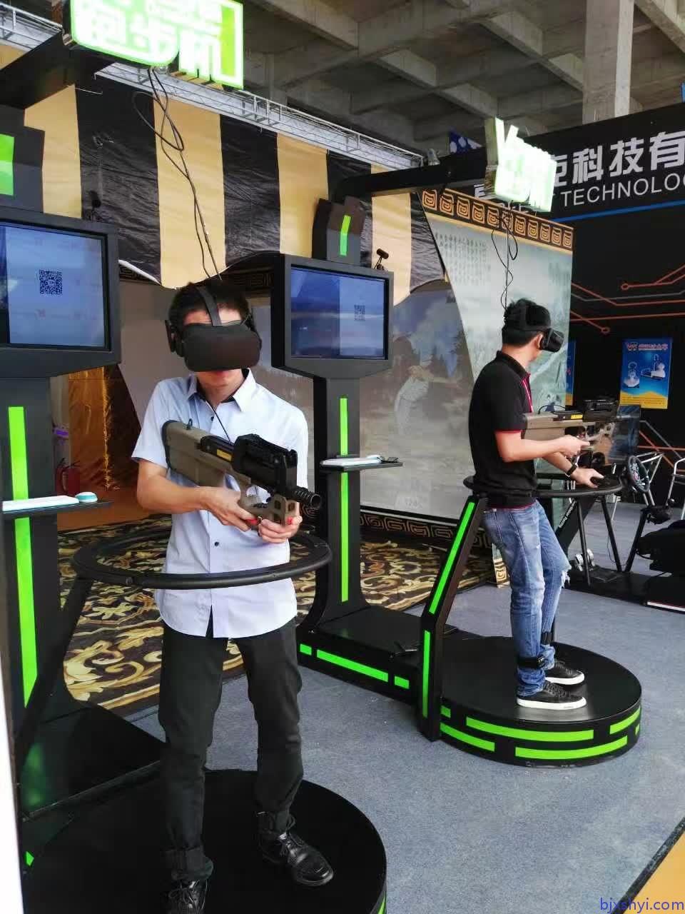 2016最佳体验造梦者VR跑步机