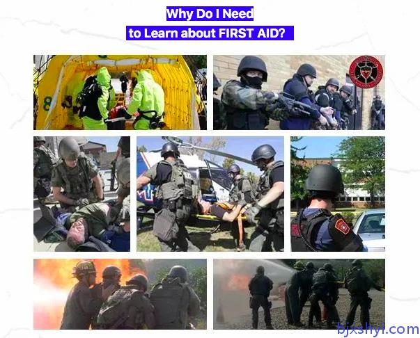 为什么要学习TECC战术紧急伤员救护和低光医疗