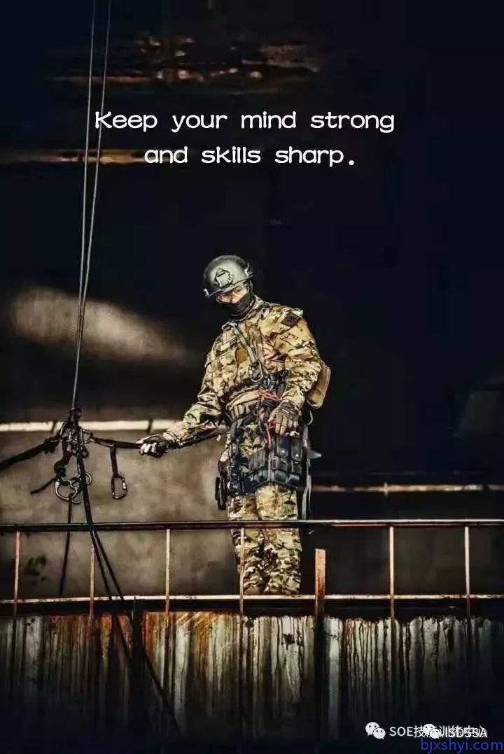 HKRU绳索技术培训教练