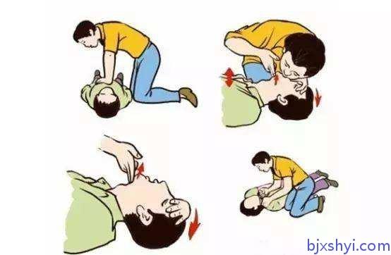 美国心脏协会急救员认证培训2