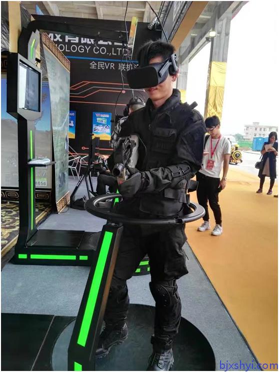 VR跑步机实战